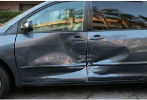 Accident on Newburg Rd & Bishop Ln